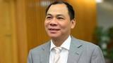 Forbes tiết lộ tài sản tăng vọt của tỷ phú Phạm Nhật Vượng