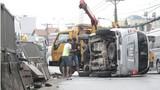 TP HCM: Tai nạn liên hoàn, quốc lộ 13 ùn tắc kéo dài