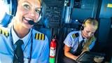 Tận mục nhan sắc những nữ phi công xinh đẹp khắp thế giới