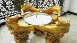 Sửng sốt những món nội thất độc dị trong biệt thự đại gia Việt