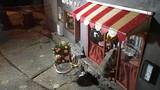 Độc đáo tiệm cà phê mini mở cho chuột ở Thụy Điển