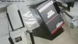 """Video: Bá đạo dùng xe nâng """"cuỗm"""" máy ATM"""