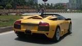 Số phận siêu xe Lamborghini dùng biển giả tại Việt Nam