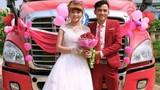 Đằng sau màn rước dâu bằng xe container gây sốt ở Bắc Giang