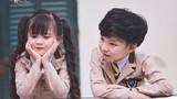 """Ảnh """"sinh viên lớp 1"""" đáng yêu của thiên thần nhí Tuyên Quang"""