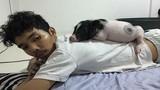 Kỳ lạ chàng trai trẻ thích nuôi, ngủ với lợn