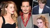 Tại sao con Johnny Depp lại căm ghét mẹ ghẻ Amber Heard?