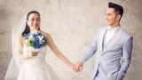 Cô dâu Chung Lệ Đề xinh tươi trong lần thứ 3 lên xe hoa