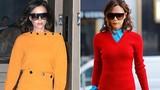Victoria Beckham tự tin khoe sắc mặc scandal của chồng