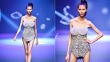 Cận vẻ gầy gò trơ xương của Cao Ngân trong Next Top Model