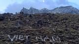 4 chàng trai xếp chữ Việt Nam trên đường lên đỉnh Everest