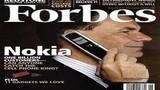 Forbes 2007: 'Nokia có 1 tỷ khách hàng - còn ai bắt kịp nhà vua?'