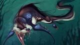 5 loài thủy quái ám ảnh tâm trí con người