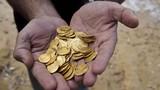Israel phát hiện kho tiền vàng cổ khủng niên đại nghìn năm