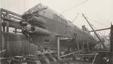Bên trong tàu ngầm U-boat bị đánh chìm hồi CTTG 1