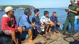 5 ngư dân bị tàu TQ rượt đuổi đã vào bờ an toàn