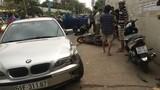 Xe BMW gây tai nạn liên hoàn ở Sài Gòn, 3 người bị thương