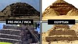 Những tương đồng kinh ngạc của các nền văn minh cổ đại