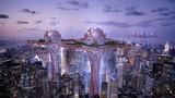 """Ý tưởng thành phố """"thiên đường"""" của kiến trúc sư Tsvetan Toshkov"""