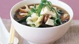 Công thức nấu canh đậu phụ kiểu Nhật giữ ấm mùa đông