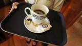 Chi tiết từ phân chồn tạo thành ly cà phê siêu sang