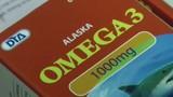Cty Ngôi Sao Việt bị phạt 25 triệu vì TPCN dầu cá Omega 3