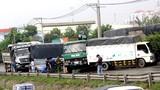TP HCM: Tai nạn liên hoàn, quốc lộ 1 ùn ứ