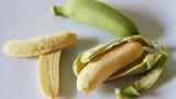 Chiêu ép mỡ giảm cân cực đỉnh từ chuối xanh