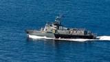 Cận cảnh tàu chiến Mỹ - Campuchia tập trận trên vịnh Thái Lan