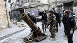 """Kho vũ khí """"khó đỡ"""" của quân nổi dậy Syria"""
