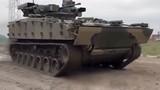 Kinh ngạc cách bắn pháo của xe chiến đấu Kurganets-25 Nga