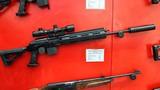 Lạ mắt loạt súng tại triển lãm vũ khí Nga (1)