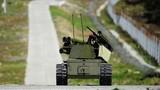 Lạnh người trước siêu robot chiến đấu Platform-M của Nga