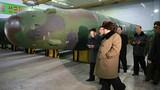Lộ bằng chứng Triều Tiên thu nhỏ đầu đạn hạt nhân