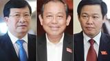 Phê chuẩn bổ nhiệm 3 Phó Thủ tướng và 18 Bộ trưởng mới