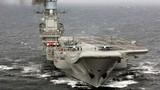 Hoành tráng nhóm tàu sân bay của Hải quân Nga