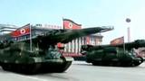 """Mãn nhãn loạt vũ khí """"khủng"""" Quân đội Triều Tiên duyệt binh"""
