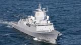 """Mục kích cảnh tàu chiến NATO """"nhìn trộm"""" Nga-Trung tập trận"""