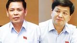 Đa số ĐBQH tán thành việc phê chuẩn Bộ trưởng GTVT và Tổng Thanh tra