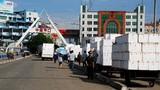 Chỉ có giao thương qua đường mòn biên giới Việt-Trung bị hạn chế