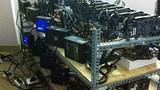 """Cận cảnh dàn máy """"đào"""" Bitcoin """"khủng"""" tại Hà Nội"""