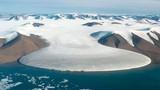 """Tận mục vẻ đẹp kỳ thú của """"sông băng chân voi"""""""