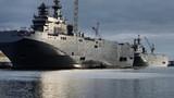 Pháp mất hơn hai tỷ euro do hủy thương vụ Mistral