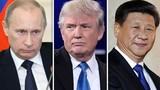 Tấn công Syria, ông Trump làm đảo lộn quan hệ Mỹ-Nga-Trung