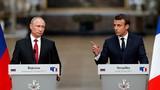 Nga-Pháp nhất trí ưu tiên cuộc chiến chống khủng bố