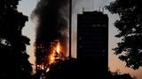 Gần 80 người thương vong trong vụ cháy chung cư ở London
