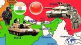 Đối đầu Trung-Ấn trên dãy Himalaya: Bên nào chiếm ưu thế?