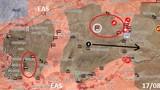 Ngày tàn của phiến quân IS ở miền Trung Syria