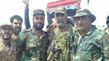 Tư lệnh Lực lượng Hổ Syria trực tiếp chỉ huy giải phóng Deir Ezzor