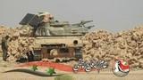 Quân đội Syria đánh mạnh ở cả phía bắc lẫn phía nam Deir Ezzor